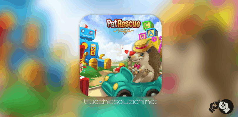 Pet Rescue Saga Toy Town