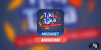 Tiki Taka Giocatori