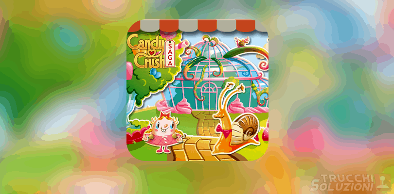 Candy Crush Saga Gummy Gardens