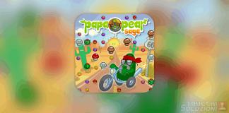 Soluzione Papa Pear Saga Nuovi livelli Juicy Rider