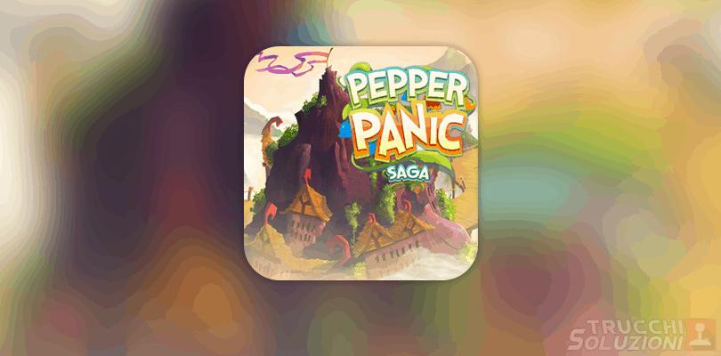 Soluzione Pepper Panic Saga Mount Mystic
