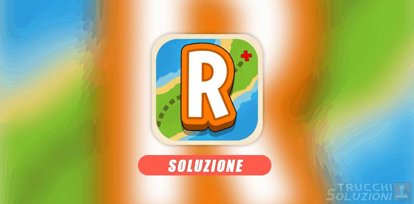 Soluzioni Ruzzle Adventure