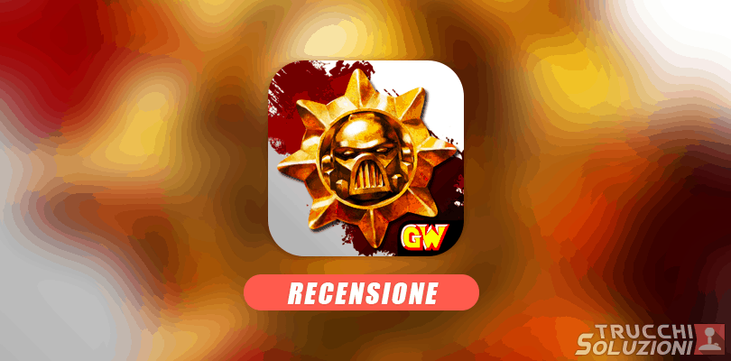 Warhammer 40,000 Carnage Recensione