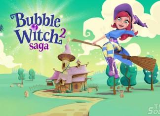 Bubble Witch Saga 2 disponibile