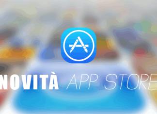 Nuovi giochi App Store
