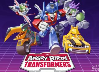 Rovio al lavoro su Angry Birds Transformers