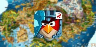 Angry Birds Epic Guida Castelli