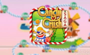 Candy Crush Wafer Windmill