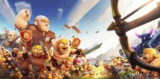 Clash of Clans Guida Clan War