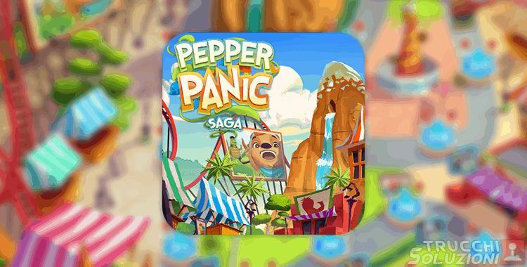 Soluzione Pepper Panic Saga Pepper Park
