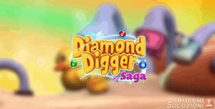 Soluzioni Diamond Digger Episodio 12