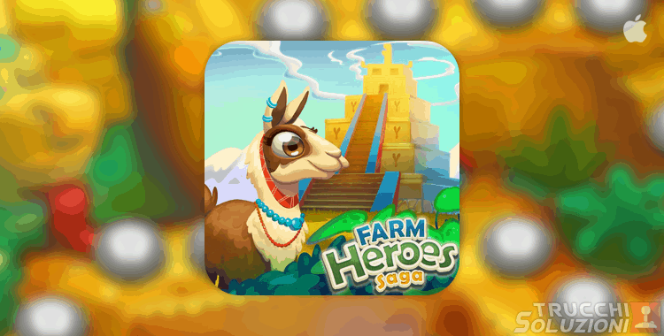 Soluzioni Farm Heroes Ancient Acres