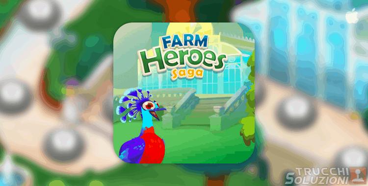 Soluzioni Farm Heroes Episodio 32
