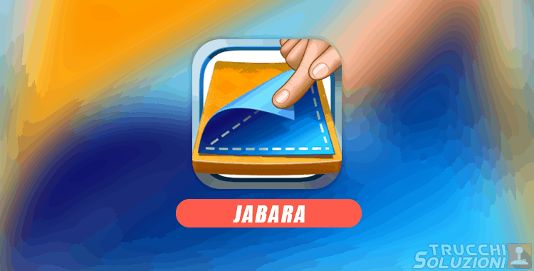 Soluzioni Paperama Jabara