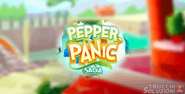 Soluzioni Pepper Panic 371-385