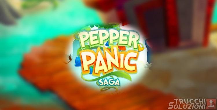 Soluzioni Pepper Panic 431-445