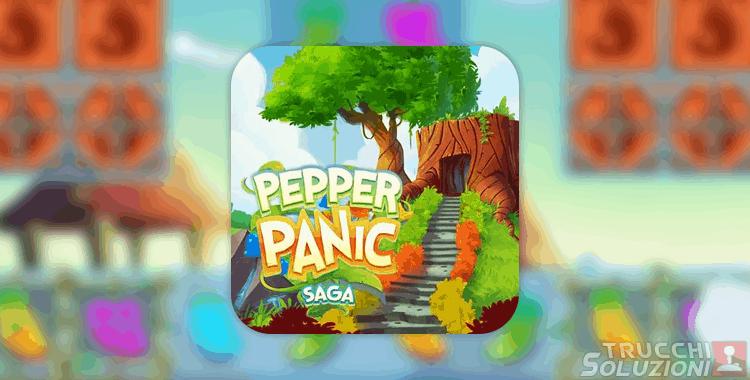 Soluzioni Pepper Panic Episodio 24
