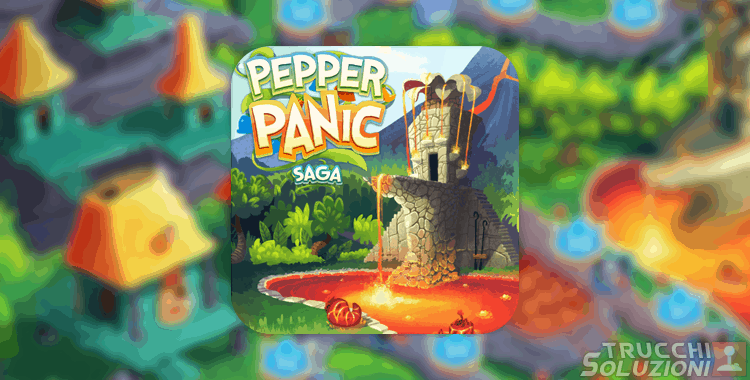 Soluzioni Pepper Panic Saga Rumble Jungle