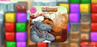 Soluzioni Pet Rescue Saga Chocolate Springs