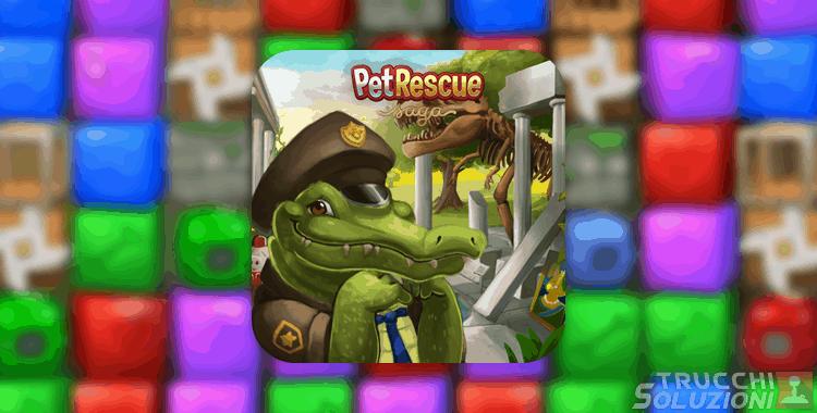 Soluzioni Pet Rescue Saga Curio City