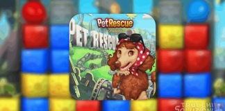 Soluzioni Pet Rescue Saga Movieville