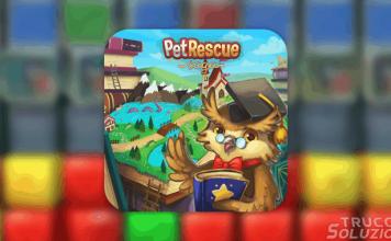 Soluzioni Pet Rescue Saga Multistory Stack