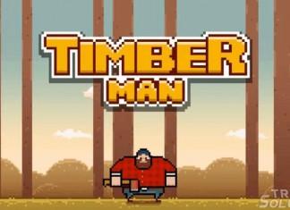 Timberman Guida, trucchi e consigli