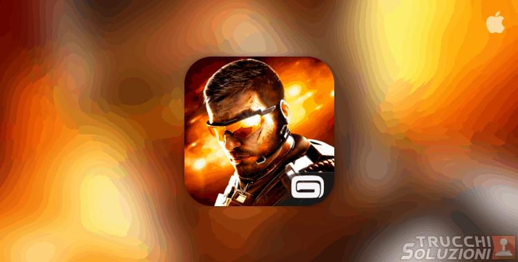 Trucchi Modern Combat 5 iPhone e iPad