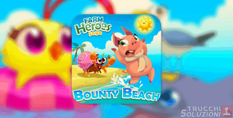 Soluzioni Farm Heroes Bounty Beach
