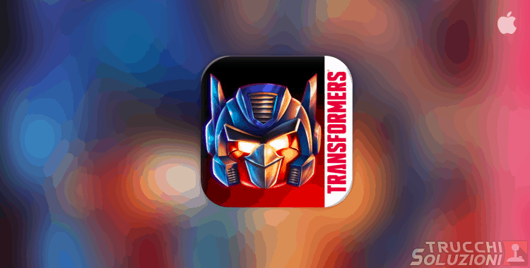 Trucchi Angry Birds Transformers iPhone e iPad