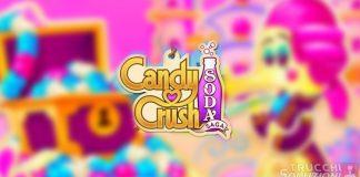 Soluzioni Candy Crush Soda 166-180