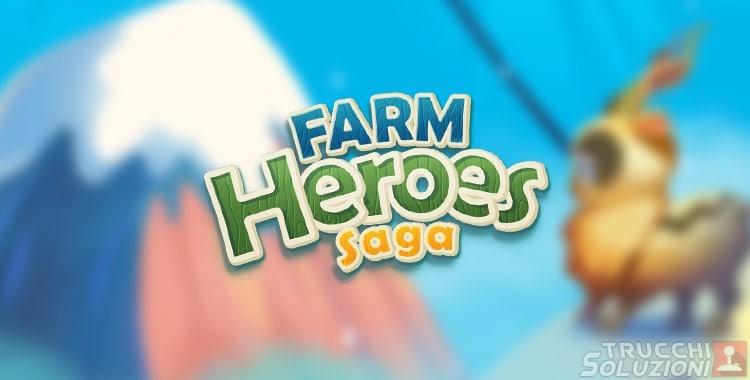 Soluzioni Farm Heroes 726-745