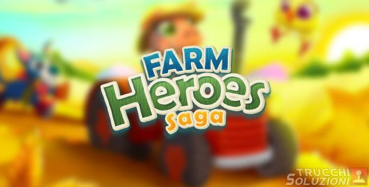 Soluzioni Farm Heroes 761-775