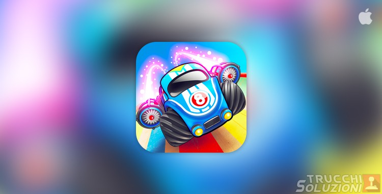 Trucchi Rocket Cars iPhone e iPad