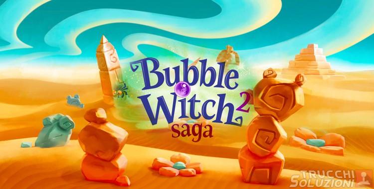 Soluzioni Bubble Witch 2 411-430