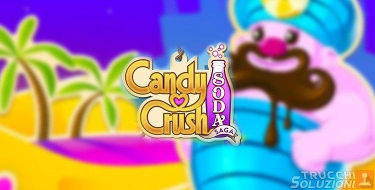 Soluzioni Candy Crush Soda 241-255