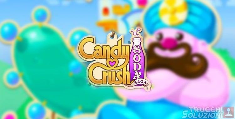 Soluzioni Candy Crush Soda 256-270