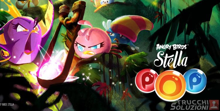 Angry Birds Stella POP Trucchi, Guida e Consigli