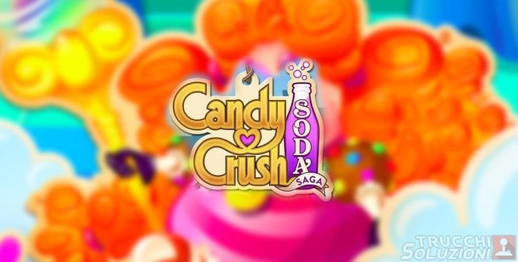 Soluzioni Candy Crush Soda 271-285