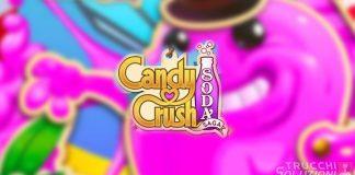 Soluzioni Candy Crush Soda 301-315