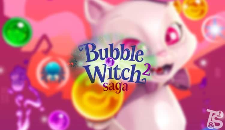 Bubble Witch Saga 2 Livello 491-510