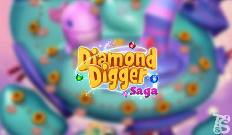 Diamon Digger Saga Livello 291-310