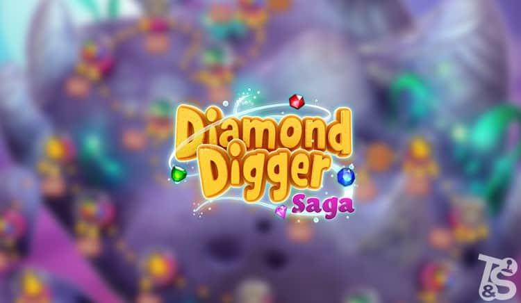 Diamon Digger Saga Livello 331-350