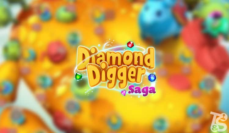 Diamon Digger Saga Livello 351-370