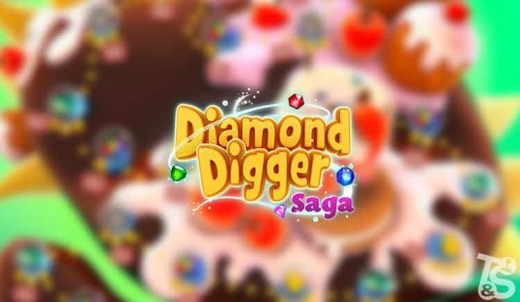 Diamon Digger Saga Livello 371-390