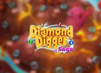 Diamond Digger Saga Livello 391-410