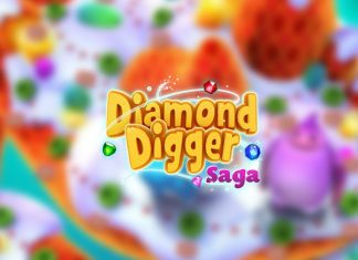 Diamond Digger Saga Livello 411-430