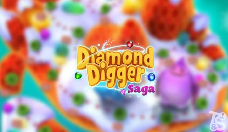 Diamond Digger Saga Livello 411-430