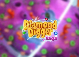Diamond Digger Saga Livello 431-450
