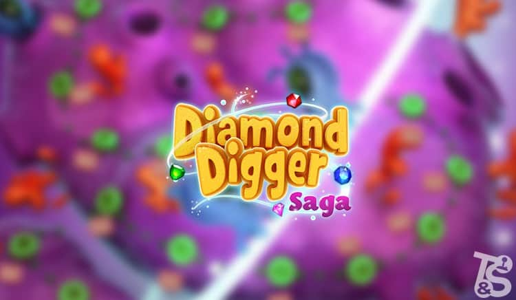 Diamond Digger Saga Livello 431-450